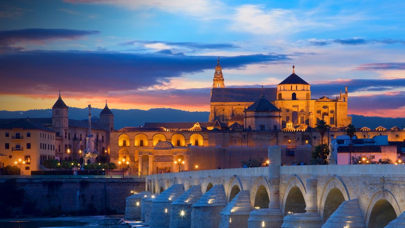 Cordoba ciudad bodegas mezquita - Mezquita de cordoba de noche ...