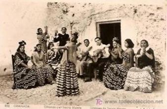 Historia de los trajes de gitana y el traje Cordobés