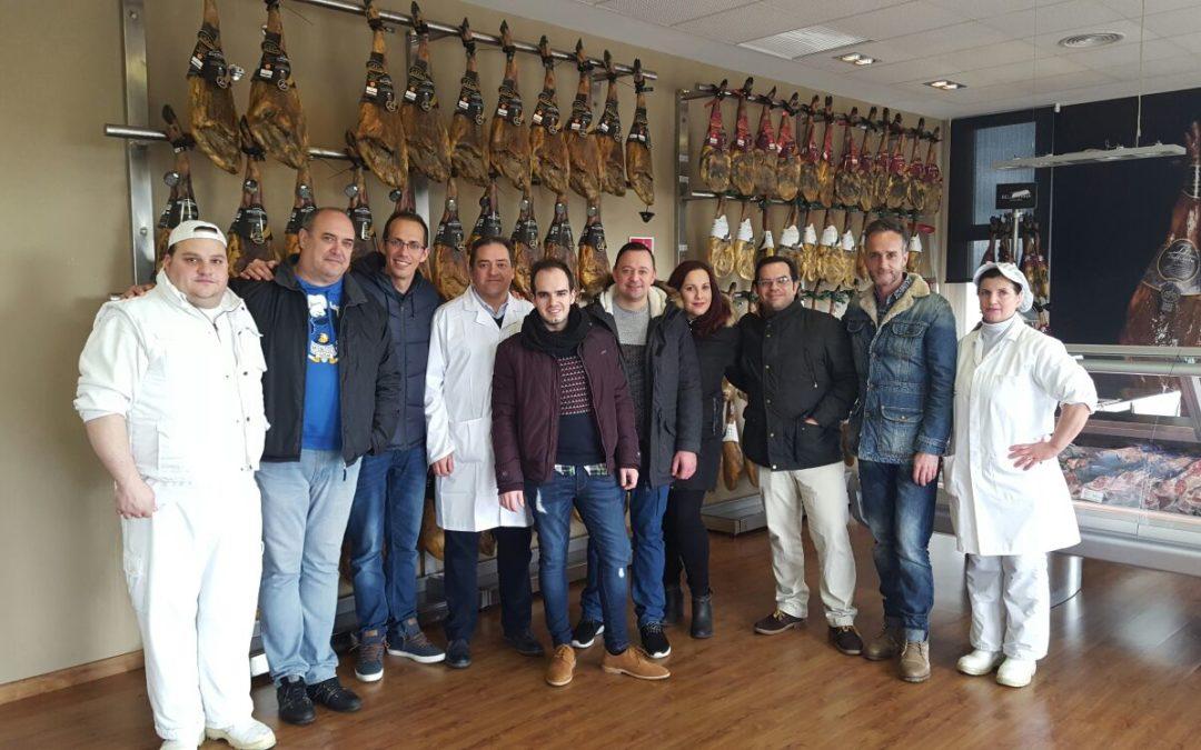 Visita a las instalaciones de Belloterra (Añora)