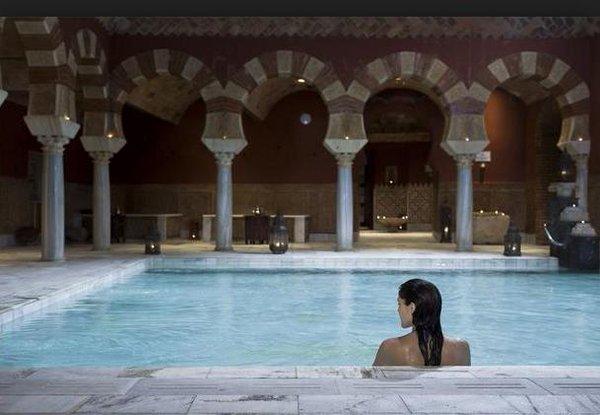 Los Baños Arabes   Los Beneficios Los Banos Arabes Hamman Al Andalus