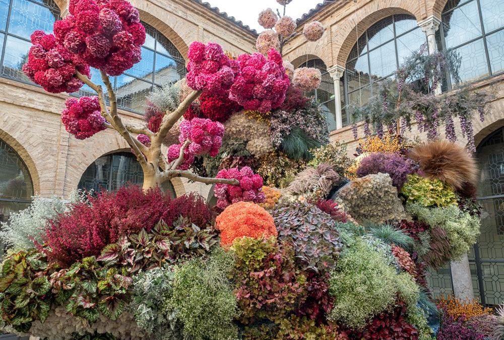 FLORA, el festival internacional de las flores