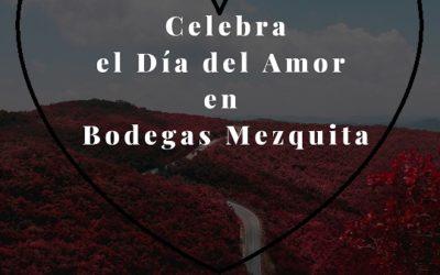 Día de San Valentín en Bodegas Mezquita