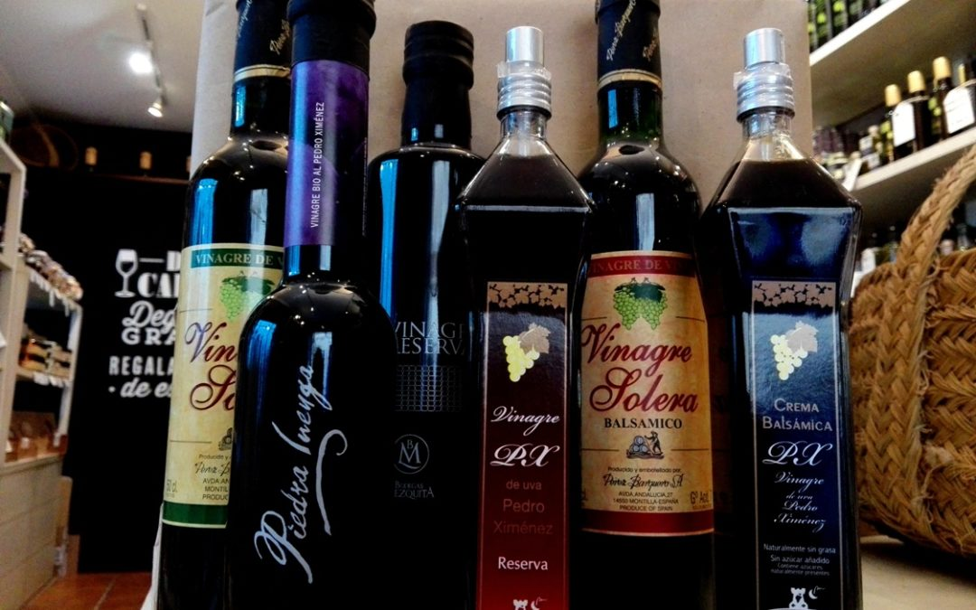 Vinagre: Tipos y usos.