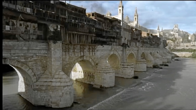 Almodóvar del Río - Bodegas Mezquita
