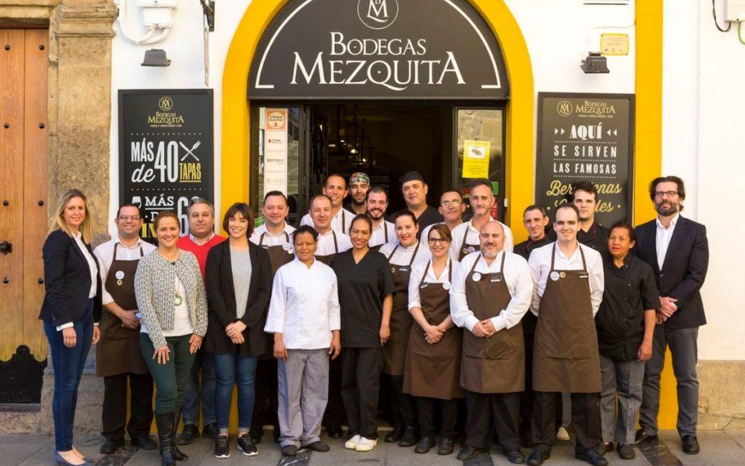 Bodegas Mezquita seleccionado como uno de los ocho mejores bares de tapas de España