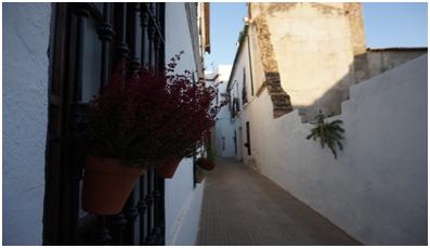 El festival de las callejas de Córdoba