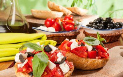La gastronomía mediterránea : Riqueza cultural