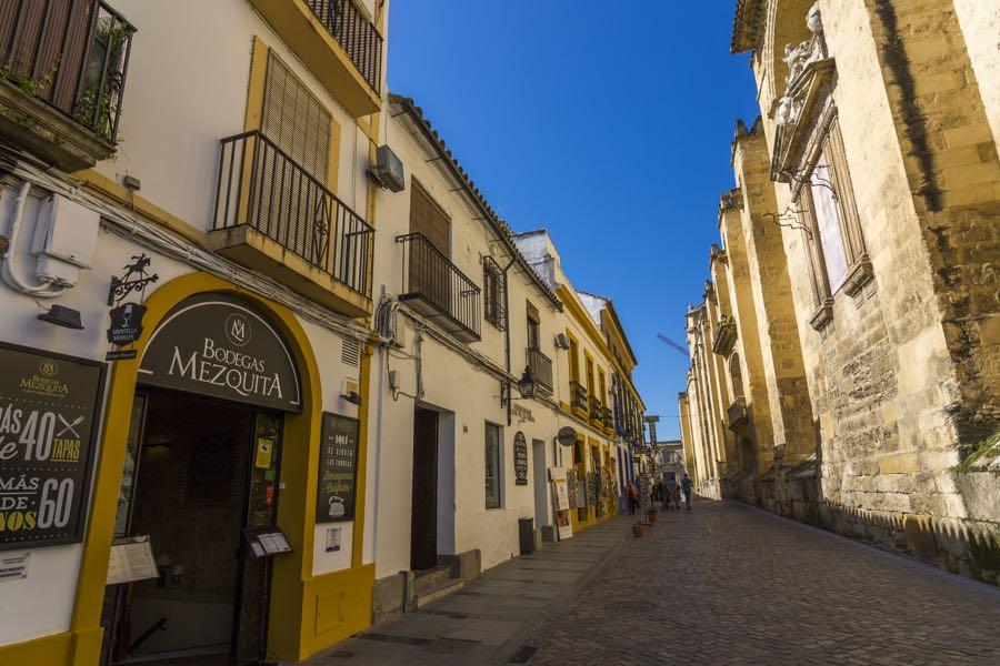 Bodegas Mezquita, el mejor restaurante de Córdoba