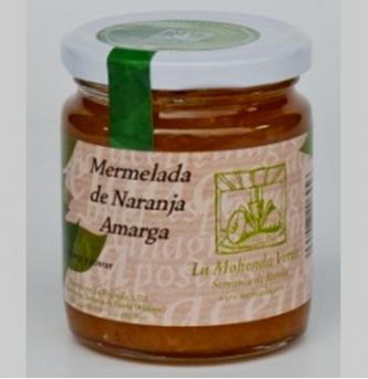 Mermelada de Naranja Amarga de la Molienda Verde