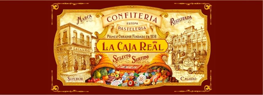 La Caja Real, dulces y mantecados selectos